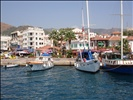 harbour of marmaris