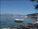 Nice view from Ivans private beach @ Lumbarda