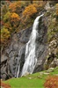 Aber falls - Autumnal Colours