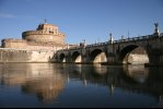 Castel sant'angelo - different perspective