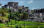 Tulum - Mayan Pyramid