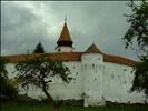 The walls of Prejmer