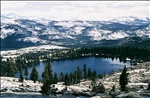 May Lake, Yosemite Natural Park
