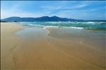 Sun, Sand, Sea. Welcome to China Beach, Danang.