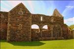 Ruins on Iona.