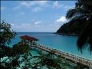 Pier at Perhentian Island Resort, Perhentian Besar