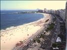 RIO DE JANEIRO, BRAZIL...COPACABANA BEACH