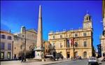 Arles  Place de la République