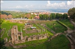Roman theatre, Volterra, Tuscany, Oct. 2009