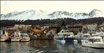 Puerto de pasajeros de Ushuaia