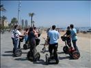 En Segway por la Barceloneta