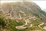 St. Gotthard Pass - Old Road