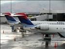 CR9 - SkyWest /Delta Connection (N804SK/N815SK) - Salt Lake City (SLC), UT, USA.