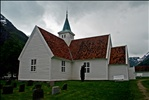 Old Olden Church, Norway