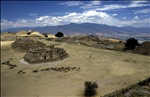 The Palace at Monte Alban