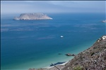 View from San Miguel Island hike. Three-Day Kayak and Hiking Tour of the Channel Islands (San Miguel, Santa Rosa, Santa Cruz)