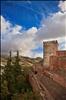 Granada. La Alhambra. Andalucía. Spain