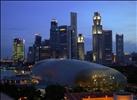 Singapore skyline #2