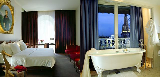 hotel de sers. Black Bedroom Furniture Sets. Home Design Ideas