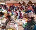 Chinchero sunday market