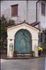 Treviso. Moncia, capitello in via Boiago