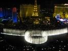 Vegas Fountain at Night