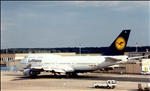 LH 744 (D-ABVL), Frankfurt (FRA), Germany.