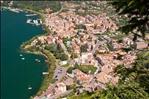 Garda Town from La Rocca