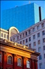 """Boston - Backbay Architecture Stacked """"Warm, Cool, Old & New"""""""
