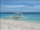 Boat at Pamilacan Island