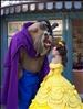 Disney Characters-Beast & Belle