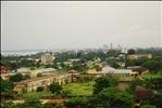 Kinshasa from 15th floor