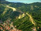 Hills around Brasov