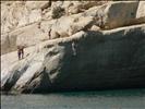 Matala Beach - Cliff Jumping