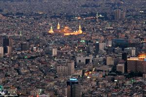 damascus at night