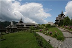 Barsana Monastery, Romania