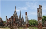 old capital city of thailand