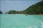 blue sea - surin islands