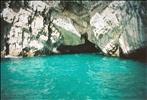 Green grotto in Capri