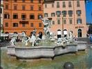 Fontana del Nettuno - Giacomo della Porta