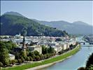 Salzburg - Blick vom Moenchsberg