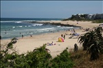 Jeffreys Bay - Beach near Steve's House