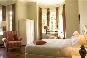 your bedroom at tea trails