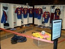 The Dressing Rooms, Nou Camp