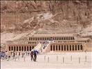 Temple of Hatshepsut in Deir-el-Bahri Luxor Egypt