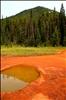 """Kootenay National Park """"Paint Pots"""""""