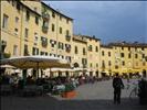 Piazza Amfiteatro - Lucca, Italy