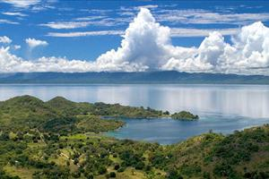 view of lake malawi