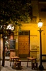 Open Air Restaurant in Seville