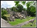 Central Acropolis at Tikal